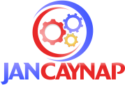 Jan Caynap's Logo Footer
