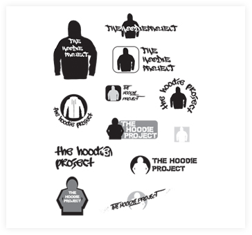 The Hoodie Project Logo
